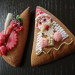 Holiday Baking of Butter Milk Gingerbread